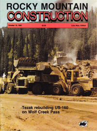 Cover Rocky Mtn Construction 1992